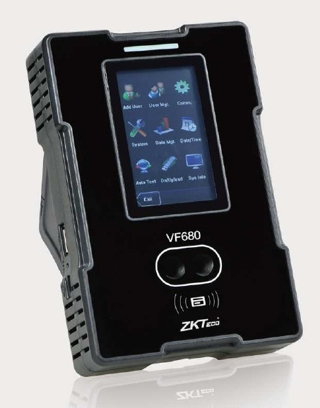 VF680 Face scan ราคา 12,000.-VF 680 Face scan  Access Control  รับประกัน 2 ปี